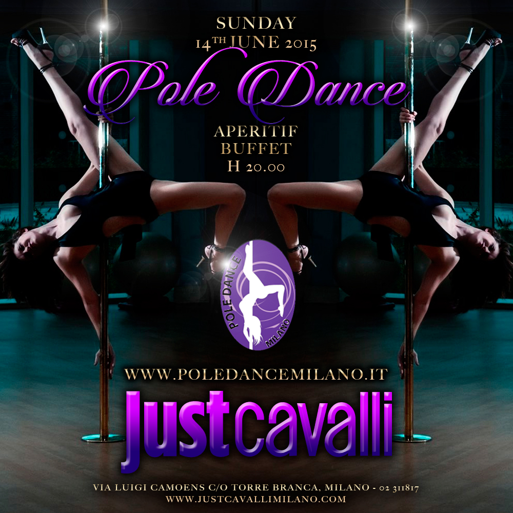pole dance just cavalli