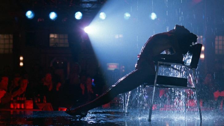 dirty chair dance