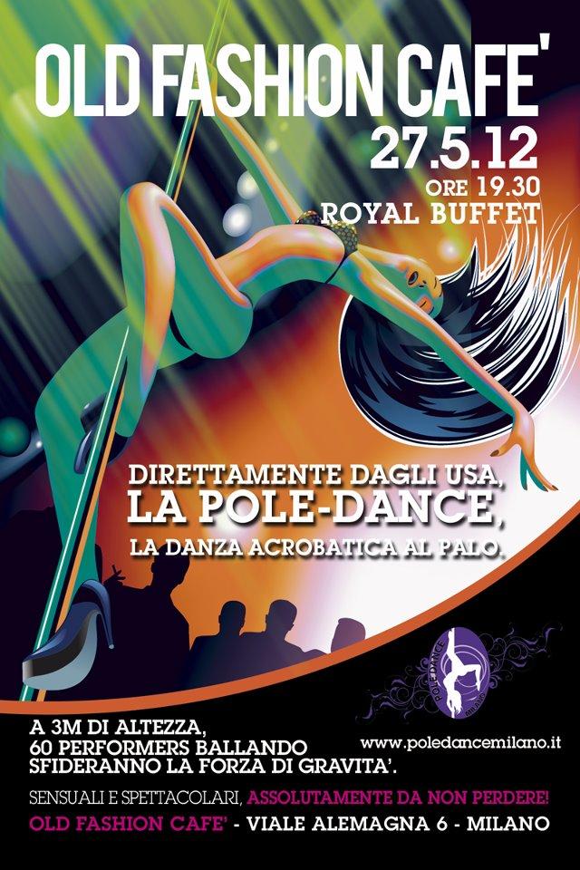 oldfashion cafè pole dance